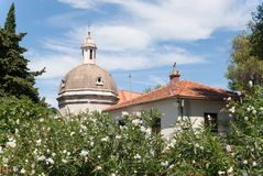 A dome in stari grad Stock Photography