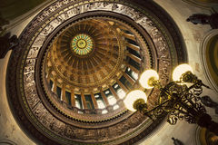 Dome of State Capitol Stock Images