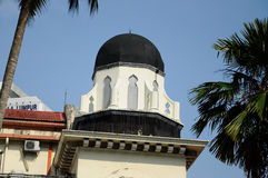 Dome at The Sultan Abdul Samad Building Royalty Free Stock Photos