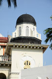 Dome at The Sultan Abdul Samad Building Stock Photo