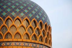 Dome of Sultan Abdul Samad Mosque (KLIA Mosque) Stock Photos