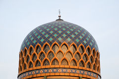 Dome of Sultan Abdul Samad Mosque (KLIA Mosque) Stock Photography