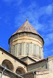 Dome of Svetitskhoveli Cathedral Royalty Free Stock Image