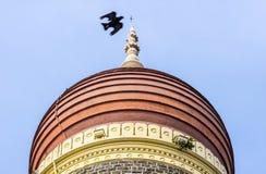 Dome of the Taj Mahal Hotel, Mumbai, India Stock Photo
