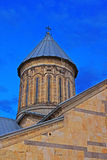 Dome of Tbilisi Sioni Cathedral, Georgia Royalty Free Stock Photography