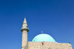 Al-Bahr Mosque Royalty Free Stock Photos