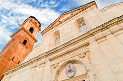 Dome of Turin Royalty Free Stock Photo