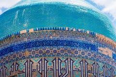 Dome at Turkistan Mausoleum, Kazakhstan Royalty Free Stock Images