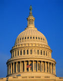 Dome of U.S. Capitol Stock Photo