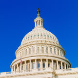 Dome of the United States Capitol Stock Images