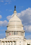 Dome of US Capitol Building. Dome of the United States Capitol Building in Washington, DC, USA Stock Image