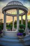Domed Gazebo Stock Photography