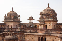 Domed Indian Skyline Stock Images