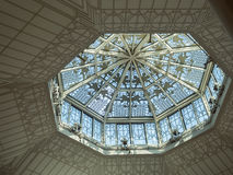 Domed roof with a skylight Royalty Free Stock Photos