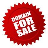 Domein voor verkoop Stock Fotografie