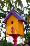 domek dla ptaków Obrazy Stock