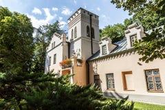 Domek Gotycki in Naleczow Lizenzfreie Stockfotografie