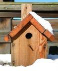 domekdla ptaków Fotografia Royalty Free