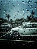 Domenica pomeriggio pioggia Fotografia Stock Libera da Diritti