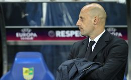 Domenico Di Carlo Samdoria head-coach Stock Image