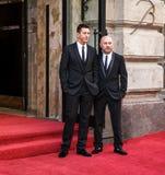 Domenico Dolce e Stefano Gabbana Imagem de Stock Royalty Free