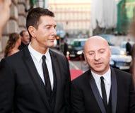 Domenico Dolce e Stefano Gabbana Fotografia de Stock