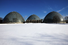 Domes Royalty Free Stock Photography