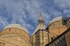 Domes of the Basilica Stock Photos