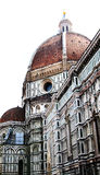 Domes of Cathedral Santa Maria del Fiore, Florence, Italy Stock Images