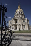 Domes des Invalides Paris France Stock Photography