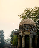 Domes at Hauz khas delhi Royalty Free Stock Photography