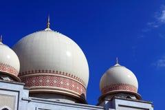 Domes of the Palace of Justice. Putrajaya, Malaysia Stock Photos