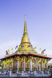 Domes at temple Royalty Free Stock Images
