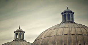 Domes Royalty Free Stock Photos