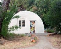 The domes at UC Davis Royalty Free Stock Photos