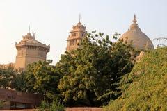 Domes of Umaid Bhavan Stock Photos