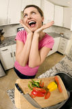 Domestic Bliss Stock Images