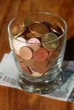 Domestic economy. Saving at home Stock Photography
