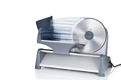 Domestic food slicer front view Stock Photography
