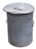 Domestic garbage can Stock Image