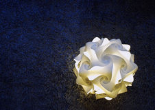 Domestic lamp Stock Image