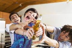 Domestic Life Stock Photo