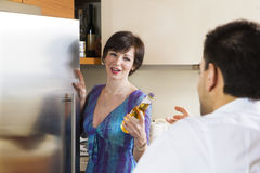 Domestic life Stock Photos