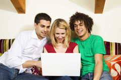 Domestic life stock photography
