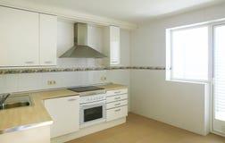 Domestic modern kitchen Stock Photos