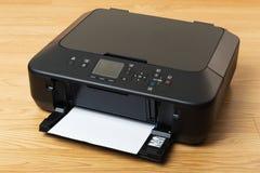 Domestic printer Stock Photo