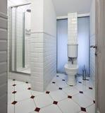 Domestic room interior Stock Photo