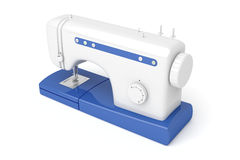 Domestic sewing machine Royalty Free Stock Photo
