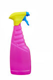 Domestic spray bottle Stock Photo
