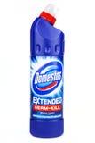 Domestos-Reinigungs-Produkt Stockfoto